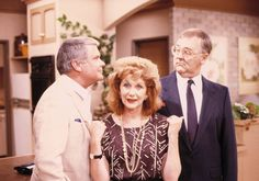 1988 - Lou, Madge & Harold