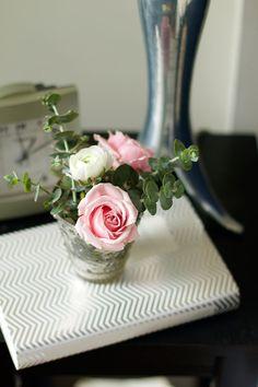 {mini bouquet}