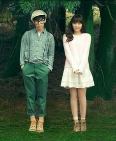 Lee Chanhyuk & Soohyun of Akdong Musician(AKMU)