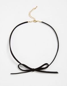 Limited Edition Bow Choker Necklace More