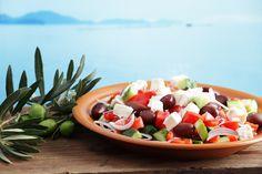 La célèbre salade grecque