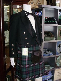 Custom kilts for a Celtic Wedding can be ordered through Things Celtic in Austin, Texas