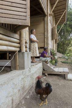 Casa de Bambú en Manabí, Ecuador - Arquitectura Vernácula 2