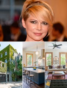 Tour the Brooklyn Home Michelle Williams Just Sold For $8.8 Million