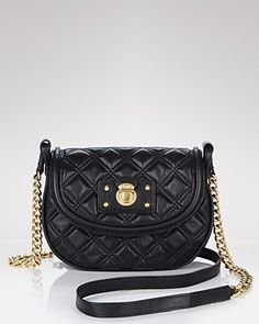 Marc Jacobs Quilted Noho Crossbody Bag