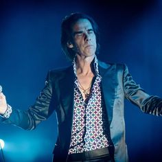May/June 2017 - To see Nick Cave live is to see a rock star fulfill his true calling, transporting self and audience to the beyond.