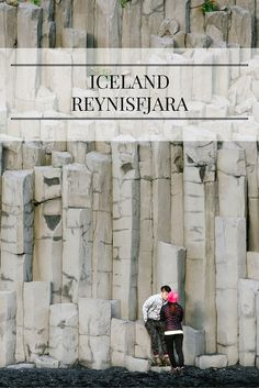Reynisfjara is a must go when you travel South in Iceland. Check our blogpost for more info and places to go in South Iceland!