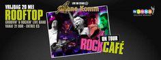 Rock café on tour #wonna #Rooftop