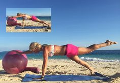 16 advanced plank exercises for abs & core - Women's Health & Fitness