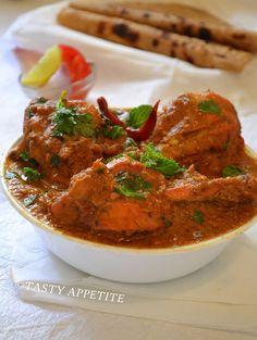 Tasty Appetite: Kohlapuri Chicken  /  Easy step by step recipe: