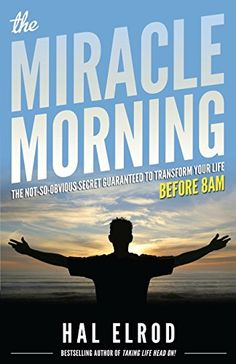 The Miracle Morning: The Not-So-Obvious Secret Guaranteed... https://www.amazon.com/dp/0979019710/ref=cm_sw_r_pi_awdb_x_bU8yzb3MWGW0B