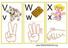 Alfabeto - LIBRAS