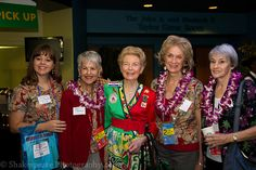 Phyllis Schlafly and friends