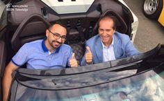 Uspješni bh. biznismen Elvis Hodžić iz Tojšića savjetnik je i zamjenik direktora Muzeja Lamborghini u Njemačkoj