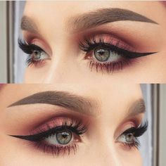 @slave2beauty - @helenesjostedt @helenesjostedt #makeup #eyemakeup #eyelook #eyeliner #eyeshadow #eyebrows #eyelashes #makeupgirls #makeuplovers #makeuptime #makeupartist #makeupaddict #makeuplook #makeupslaves #makeupforever