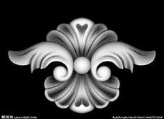 "Результаты поиска изображений по запросу ""3D Grayscale Software"" Image Bitmap, Grayscale Image, Greek Pattern, 3d Cnc, Door Design Interior, Carving Designs, Ornaments Design, Drawing Techniques, Zbrush"