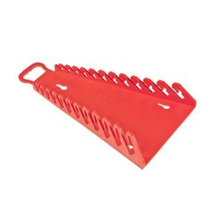 Ernst Manufacturing 5115-Red Reverse Gripper 12-Wrench Organizer - Tool Trays - Amazon.com