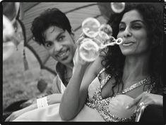 "Prince's Ex-Wife Manuela Testolini Opens Up About Their ""Magical Journey""  Prince, Manuela Testolini"