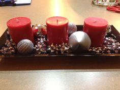 Christmas center piece