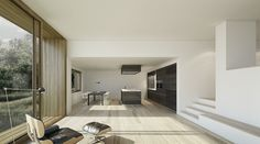 Swiss Architects visualize in Maxon Cinema Maxon Cinema 4d, The Real World, Lights, Architecture, Interior, Furniture, 3d, Design, Home Decor