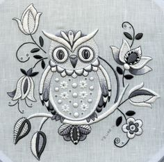 Portfolio | Trish Burr Embroidery