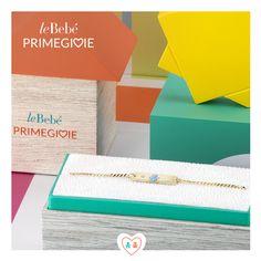Scopri i gioielli per i bimbi di leBebé primegioie... un bracciale in oro che il tuo bambino porterà nel cuore anche quando sarà grande. :) #fieradiesseremamma #lebebé #primegioie #gioielli