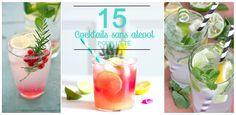15 recettes aux couleurs de l'été et rafraîchissant pour préparer un cocktail sans alcool