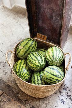 #watermeloen #watermelon #Summer #Sun #Garden #Patio #Zon #Zomer #Tuin #Terras #Fonteyn <3