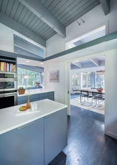 Mid-Century Modern in Lincoln by Flavin Architects (12)
