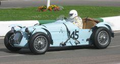 1939 Talbot Lago T150C  (Pre-War Sports Cars)