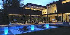 Belvedere Residence: Chic Contemporary Luxury  #LuxuriousLiving #LuxuryHomes