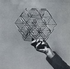 R. Buckminster Fuller. Conceptuality of Fundamental Structures, 1965
