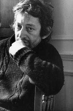 portrait ▲ serge gainsbourg (paris I928 † I99I) pianiste, artiste peintre, scénariste, metteur en scène, écrivain, acteur et cinéaste francais (french artist) / at lagaleriedelinstant.com