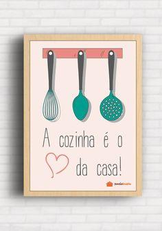 A cozinha é o Coração da Casa - Panelaterapia