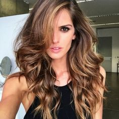 Hair Izabel Goulart