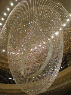 Crazy chandelier