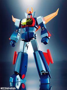 超合金魂 GX-66 無敵ロボ トライダーG7 (9)