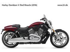 Harley-Davidson V-Rod Muscle (2016)