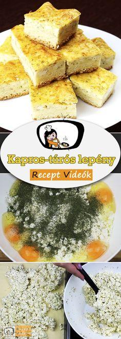 Hungarian Food, Hungarian Recipes, Camembert Cheese, Hungarian Cuisine