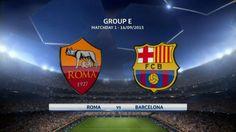 Fútbol Recomendado HOY:  Roma - Barcelona, Olympiakos - Bayern Munich, Santa Fe - Nacional, Independiente - Arsenal Sarandí  http://blogueabanana.com/deportes/futbol-15-al-17-septiembre.html