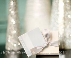 box and ribbon