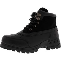 Fila - Kids' Ridgewood Hiking Boots (Big Kid) - Black