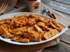 pollo alla paprika -