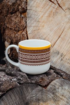 Tableware With Norwegian hygge