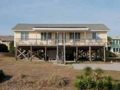 If a doctor prescribes an Emerald Isle vacation getaway, you listen! At Doctor's Orders West, you'll find everything you need to heal summer boredom. This cheerful duplex is home to 3 bedrooms and 1 ½ bathrooms, and is just a short walk across the street to the beach. Read more...