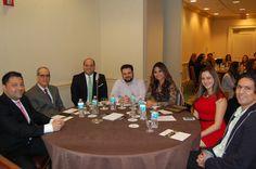 El Dr. Ferro se reencuentra con los egresados de Uninorte en Miami. 13/02/15 @egresadoUNorte