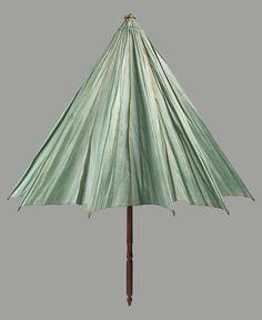 Umbrella | Museum of Fine Arts, Boston Late 18th Century to Early 19th century