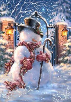 Most current Absolutely Free Frosty the Snowman images Concepts Do you wish to possibly be dating while in the holidays? For instance Frosty the Snowman , can you l Christmas Scenes, Vintage Christmas Cards, Christmas Pictures, Christmas Snowman, Christmas Greetings, Winter Christmas, Christmas Crafts, Merry Christmas, Christmas Decorations