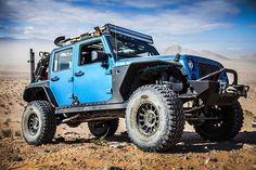 Rubicon Express Lifted Jeep Wrangler Unlimited
