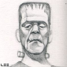 frankenstein Frankenstein, Painting, Art, Art Background, Painting Art, Kunst, Paintings, Gcse Art